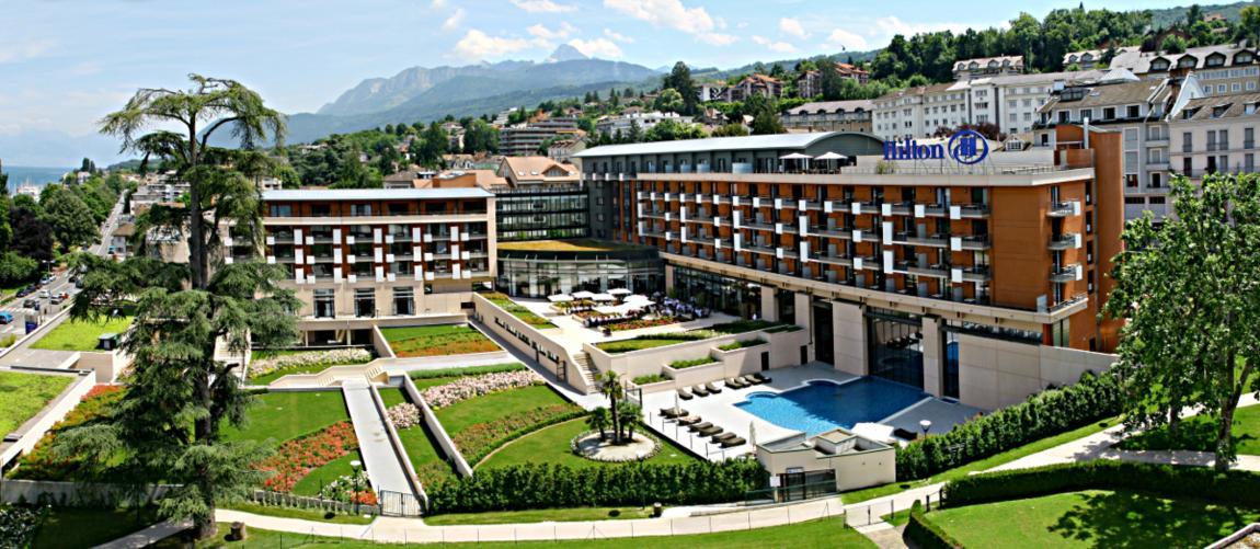 Hilton Hotel Evian