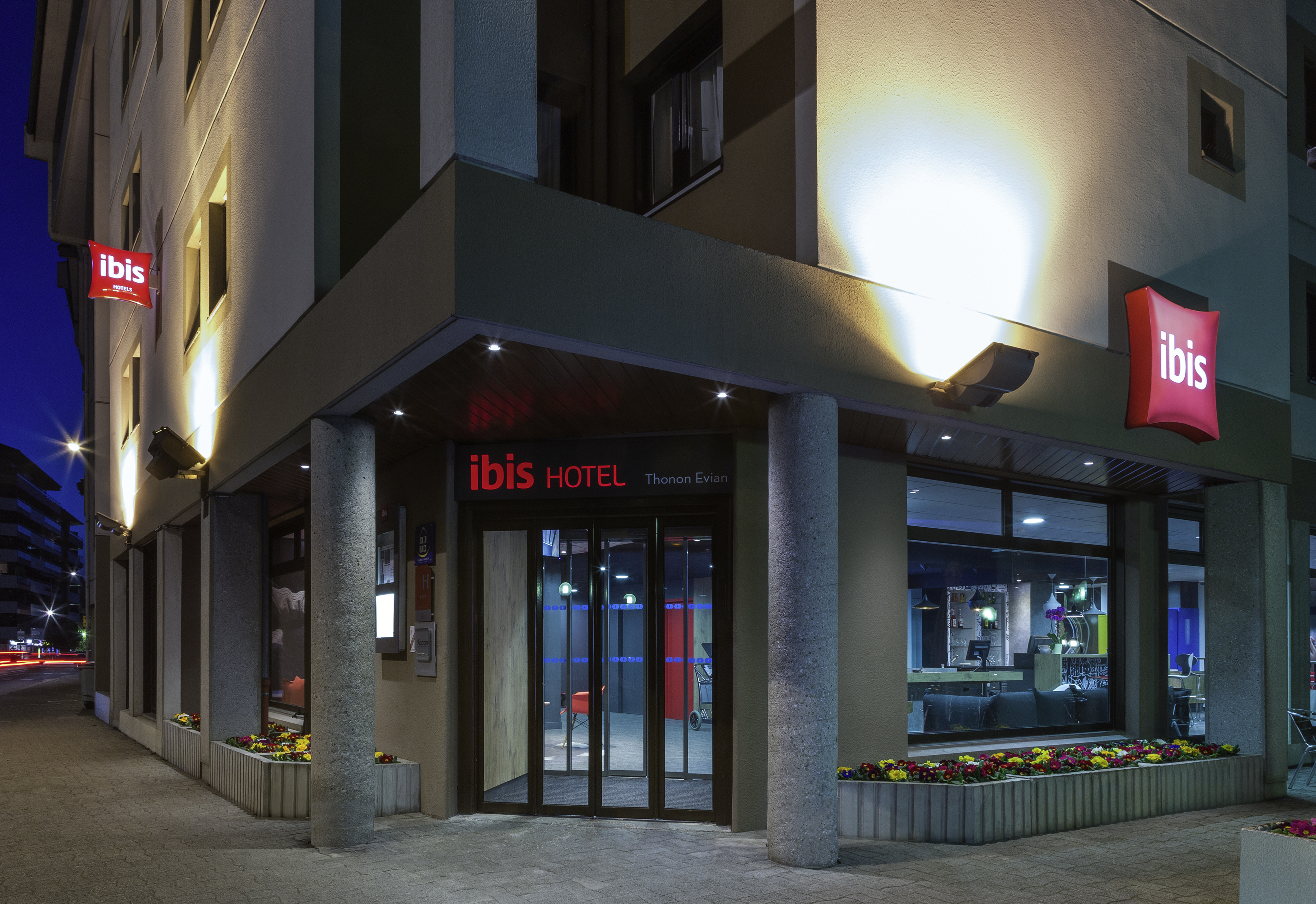 Ibis Hotel Genfersee