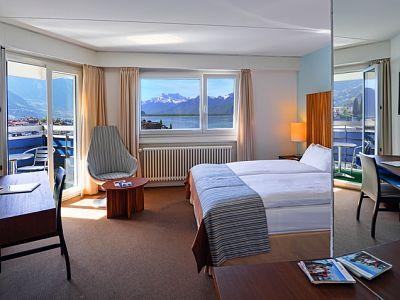 Hotel De La Plage Genfersee